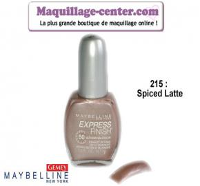 Vernis Express Finish N°215 Gemey Maybelline USA