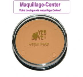 Poudre compacte N°08 Yes love