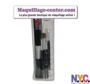 Kit de 5 Mini Pinceaux de maquillage de NYC