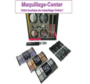 Composition coffret Active et 10 maquillages