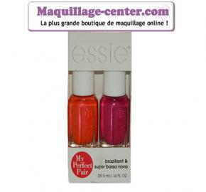 Pack Duo Vernis Braziliant / Super bossa nova Essie