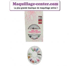 Kit Nail Art - Carrousel strass de Technic